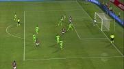 Nagy sfiora il goal in Bologna-Crotone ma Cordaz è attento e para