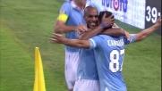 Candreva incanta l'Olimpico con un goal pazzesco contro il Milan