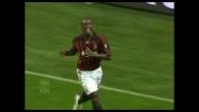 Il goal di Seedorf contro il Parma fa esplodere San Siro