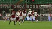Inzaghi porta in vantaggio il Milan contro il Torino