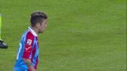 Gomez calcia il rigore a lato contro l'Udinese