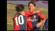 Il goal di Palladino permette al Genoa di portarsi in vantaggio sul Napoli al Marassi