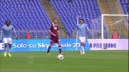 Pallone bucato in Lazio-Torino
