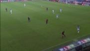 Astori di testa salva il risultato contro il Genoa