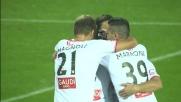 Carpi avanti sul Bologna con un goal di Letizia
