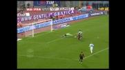 Bella azione in verticale del Milan, ma Ballotta anticipa Gilardino in uscita
