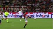 Il palo salva il Lecce dal pallonetto di Inzaghi