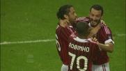 Con il goal di Zambrotta il Milan cala il poker al Catania