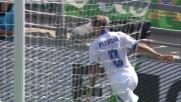 Il goal di Palacio apre la goleada dell'Inter contro il Sassuolo