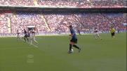 Inter-Genoa: Zarate realizza un bel goal che mette tranquillità ai nerazzurri