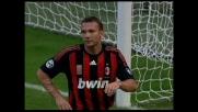 Antonioli chiude la porta a Shevchenko servito splendidamente da Ronaldinho