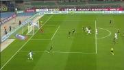 Hetemaj colpisce il palo con un tiro-cross nel derby di Verona