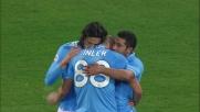 Il Napoli dilaga contro il Cagliari grazie al goal di Gargano