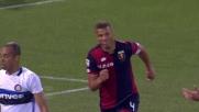 De Maio segna il goal che decide la sfida tra Genoa e Inter