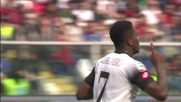 Carbonero con una prodezza realizza il goal della bandiera del Cesena