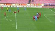 Il successo del Napoli sul Cagliari arriva grazie al goal di Insigne