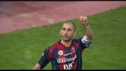Di Vaio fredda Handanovic dal dischetto: Bologna batte Udinese 2-1