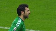 Diego Lopez sbaglia il rilancio ma l'Empoli non ne aprrofitta