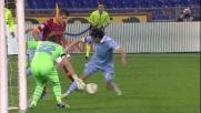 Gonzalez anticipa Pjanic e sventa il tentativo dei giallorossi