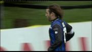 Doni con una staffilata di destro regala il goal del  2-0 all'Atalanta sulla Lazio