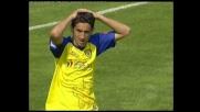 Traversa clamorosa di Pinzi contro il Milan