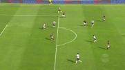 Sinistro largo di Laxalt, il Genoa sfiora il goal a Bologna