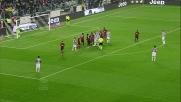 Pirlo sigla il classico goal dell'ex da punizione contro il Milan