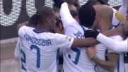 Colpo di testa di Murillo e l'Inter va in vantaggio contro il Verona
