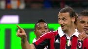 Ibra non si lascia intimidire da Julio Cesar e da calcio di rigore pareggia i conti contro l'Inter