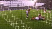 Castan: superbo salvataggio sulla linea nel match Udinese-Roma