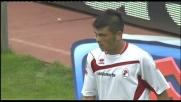 Poker di Donati: il Bari travolge l'Atalanta con 4 goal