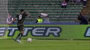 Hernanes porta in vantaggio la Lazio al San Nicola di Bari