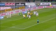 Goal di Ionita: terza incornata vincente dell'Hellas sull'Inter