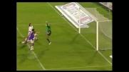 Pazzini anticipa Dida, la traversa gli nega il goal