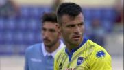Memushaj, figuraccia dal dischetto contro la Lazio: palla fuori!