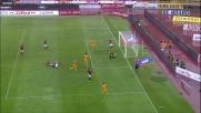 Jorginho con freddezza realizza il goal del 4 a 1 al Dall'Ara