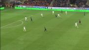Autogoal beffardo per Astori a San Siro contro l'Inter