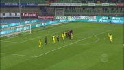 Birsa pennella una punizione perfetta: è il goal della speranza per il Chievo col Milan