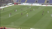 Vidal apre con il tacco a Cagliari