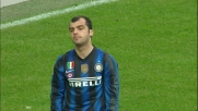 Eduardo blocca Pandev e salva il Genoa dal goal dell'Inter