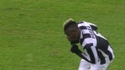 Gran tiro dalla distanza e secondo goal per Pogba in Juventus-Udinese