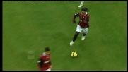 Una gran parata di Pegolo ferma l'azione spettacolare di Ronaldinho
