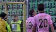 Il goal di Belotti regala la vittoria al Palermo contro il Verona