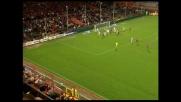 Papastathopoulos porta in vantaggio il Genoa sul Cagliari
