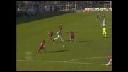 C'è lo zampino del Livorno nel goal di Pandev