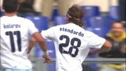 Stendardo finalizza da due passi e porta in vantaggio la Lazio contro il Chievo