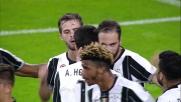 Il goal di Higuain contro il Cagliari fa gioire lo Juventus Stadium