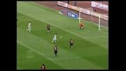 Barreto scheggia il palo, il Cagliari evita il goal dell'Udinese