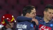 Goal vittoria di Higuain dagli 11 metri ai danni del Genoa
