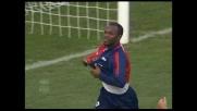 Suazo segna un goal al Milan dal dischetto